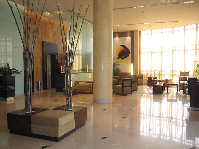Fortune Select Global Gurgaon Lounge/Empfang
