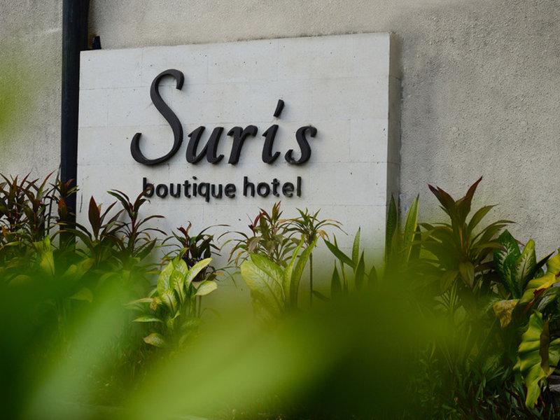Suris Boutique Hotel Außenaufnahme