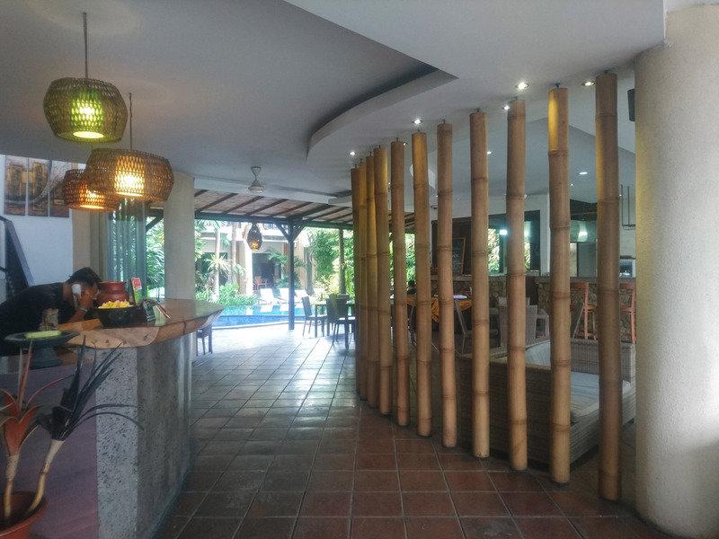 Suris Boutique Hotel Hallenbad