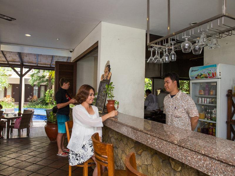 Suris Boutique Hotel Lounge/Empfang
