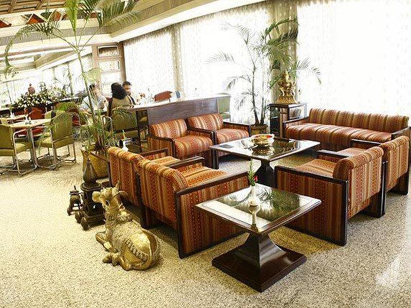 Midtown Pritam Lounge/Empfang