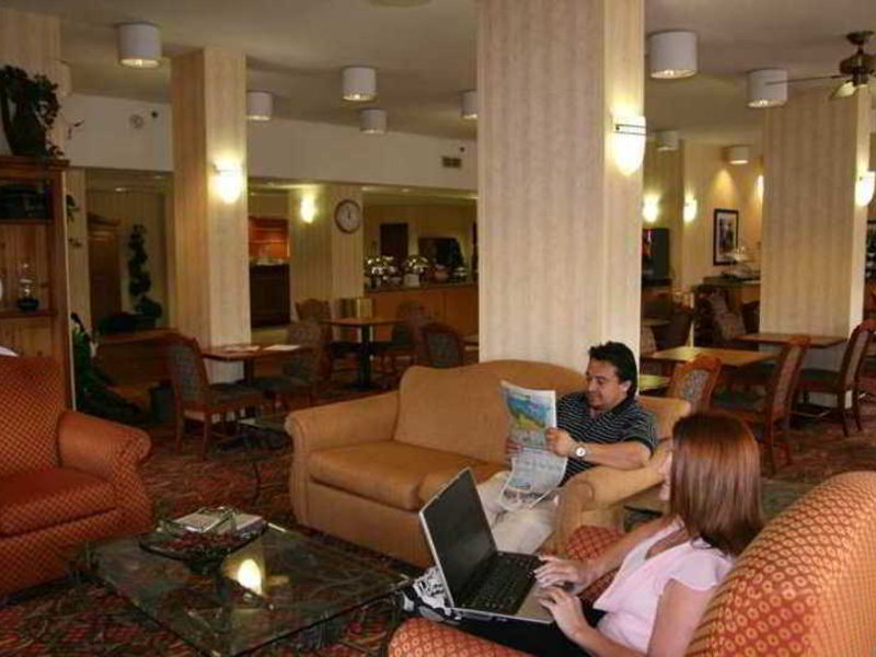 Hampton Inn Dallas-Irving-Las Colinas Lounge/Empfang