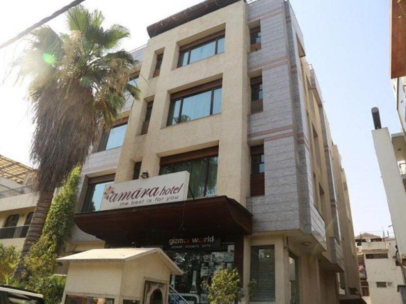Amara Hotel Außenaufnahme