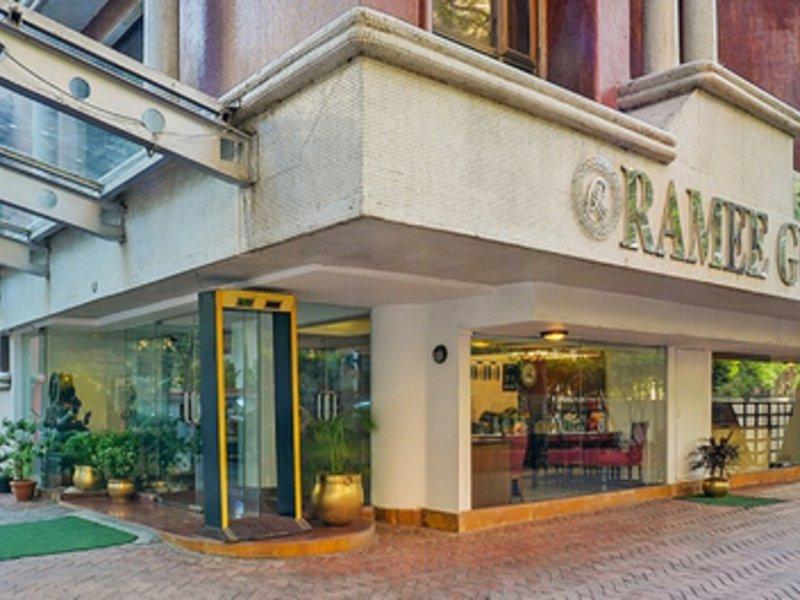 Ramee Guestline Dadar Außenaufnahme