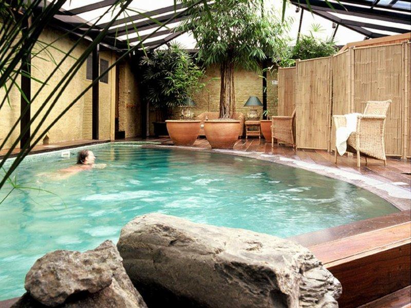 Hotel Die Swaene Pool