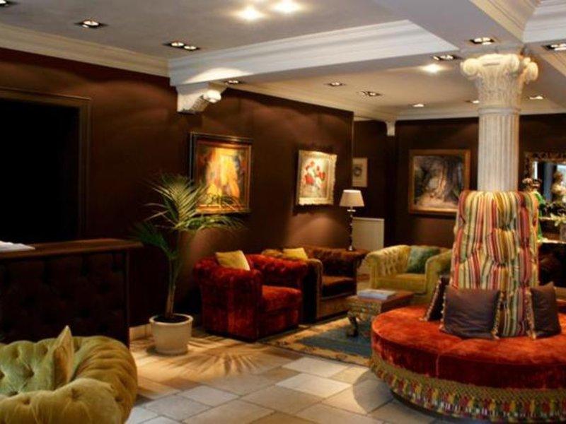 Hotel Die Swaene Bar