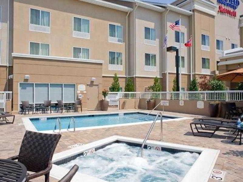 Fairfield Inn & Suites Columbus Pool