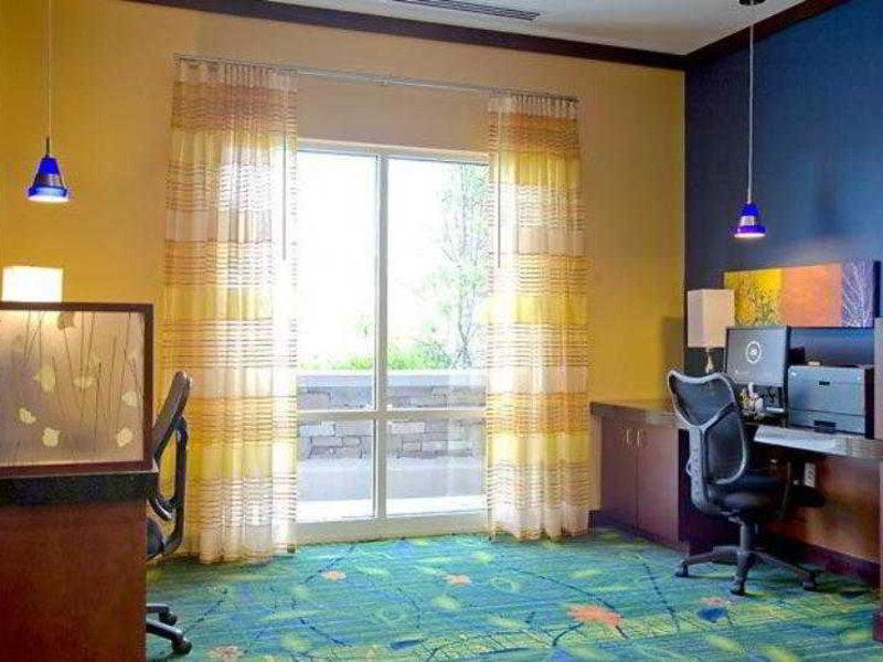 Fairfield Inn & Suites Columbus Hallenbad