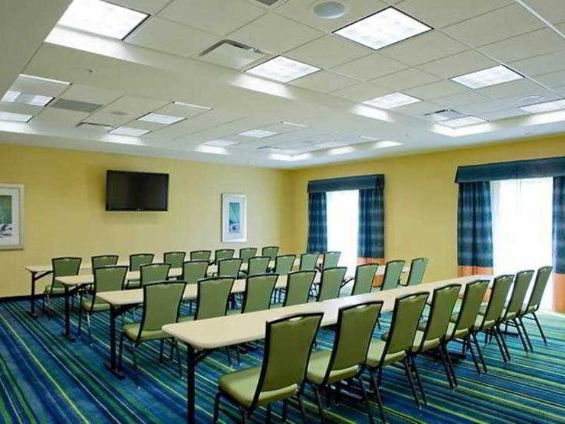 Fairfield Inn & Suites Columbus Konferenzraum