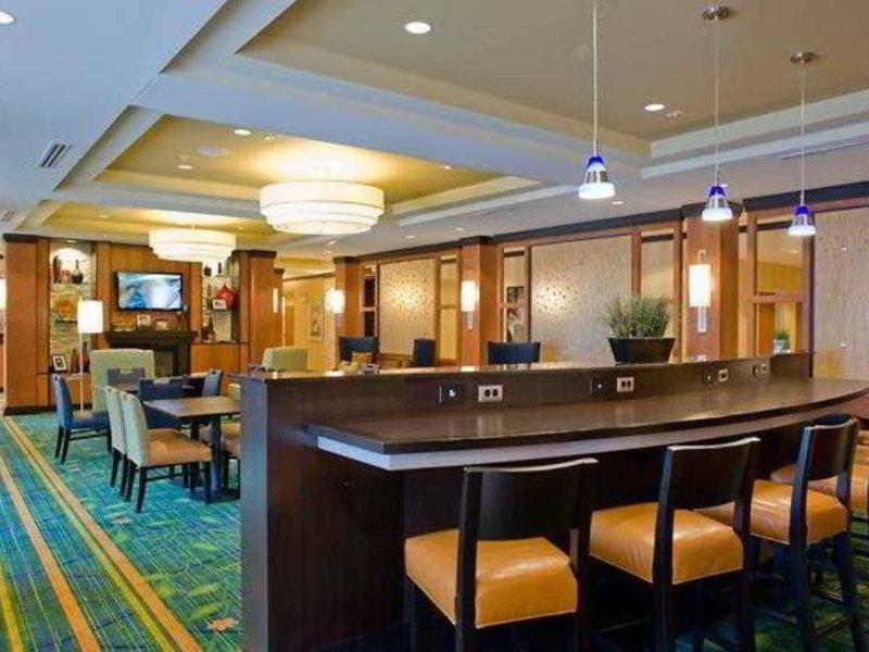 Fairfield Inn & Suites Columbus Bar