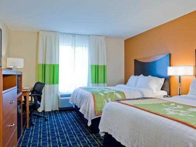 Fairfield Inn & Suites Columbus Wohnbeispiel