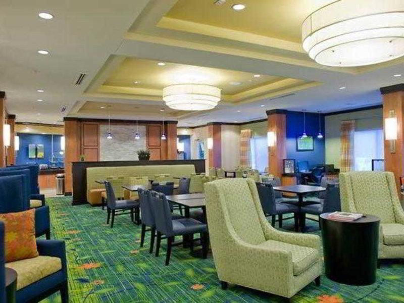 Fairfield Inn & Suites Columbus Restaurant