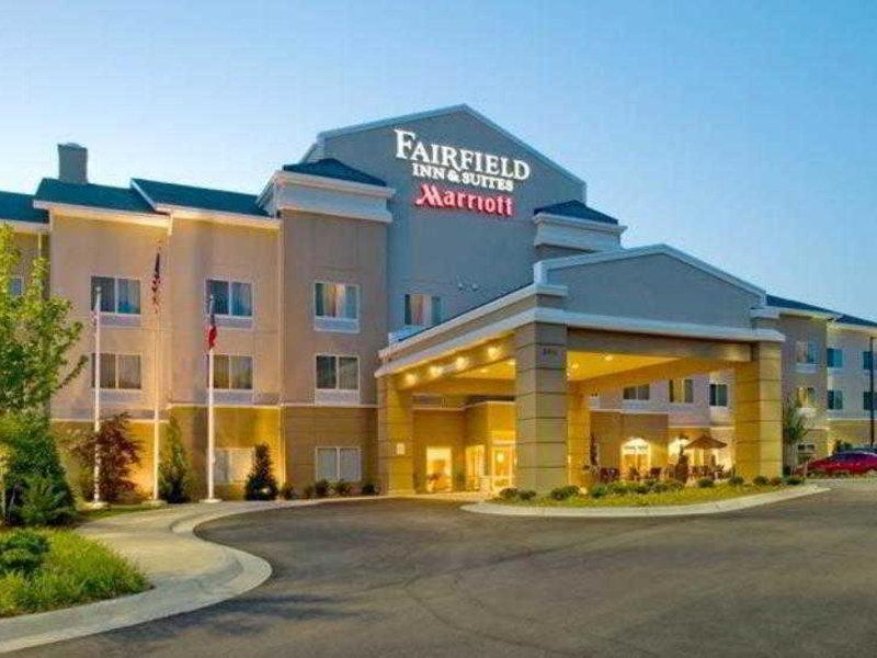 Fairfield Inn & Suites Columbus Außenaufnahme