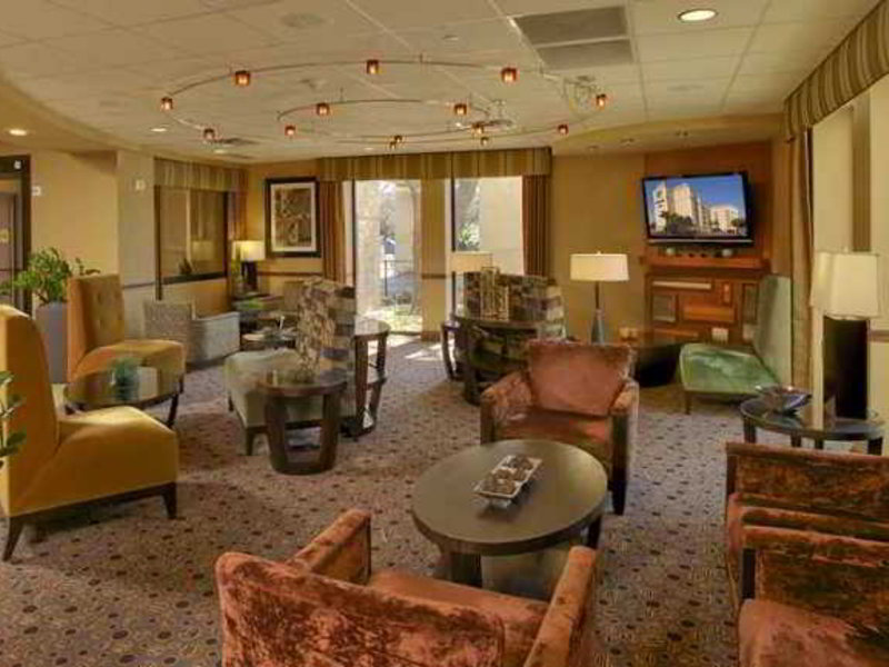 DoubleTree by Hilton Austin - University Area Lounge/Empfang