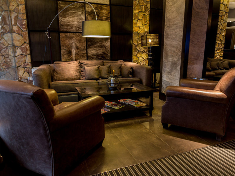 Lennox Lounge/Empfang