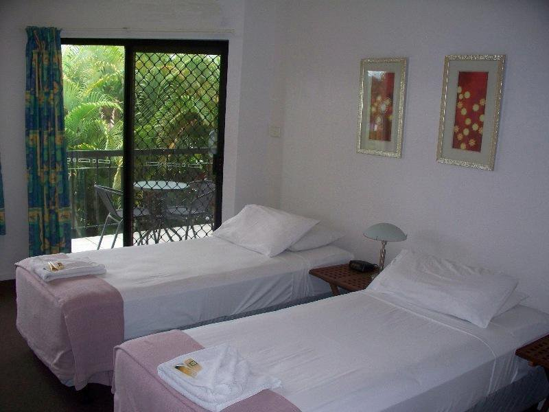 Bohemia Resort Cairns Wohnbeispiel
