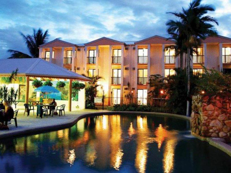 Bohemia Resort Cairns Außenaufnahme