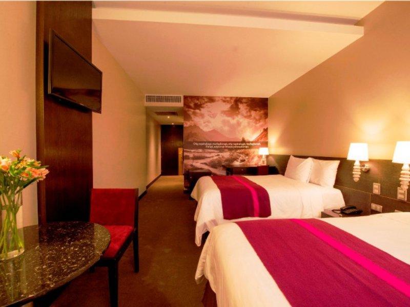 Arawi Lima Hotel Wohnbeispiel