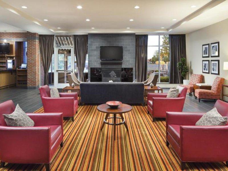Holiday Inn Chicago Midway Airport Wohnbeispiel