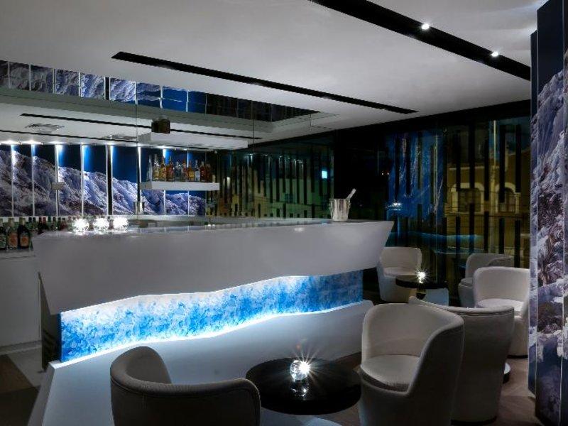 Arawi Lima Hotel Lounge/Empfang