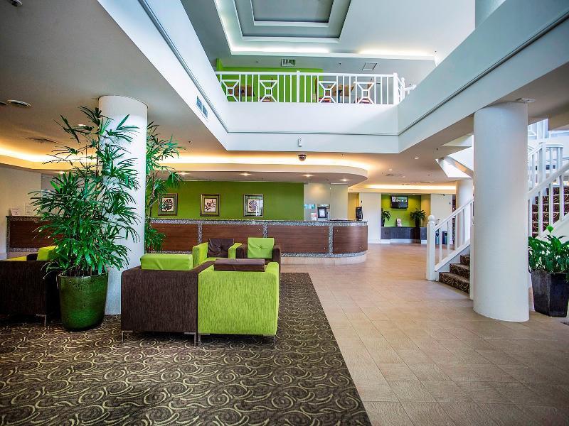 Rydges Esplanade Cairns Resort Lounge/Empfang