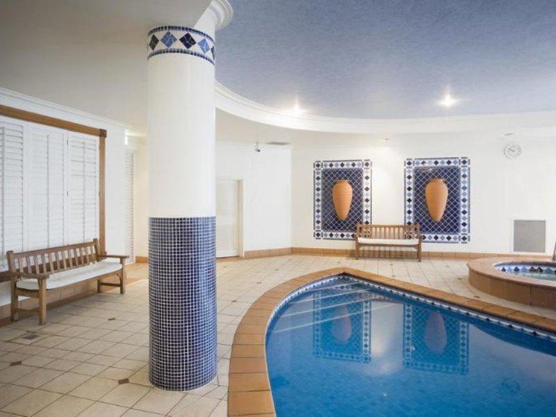 BreakFree Peninsula Resort Hallenbad