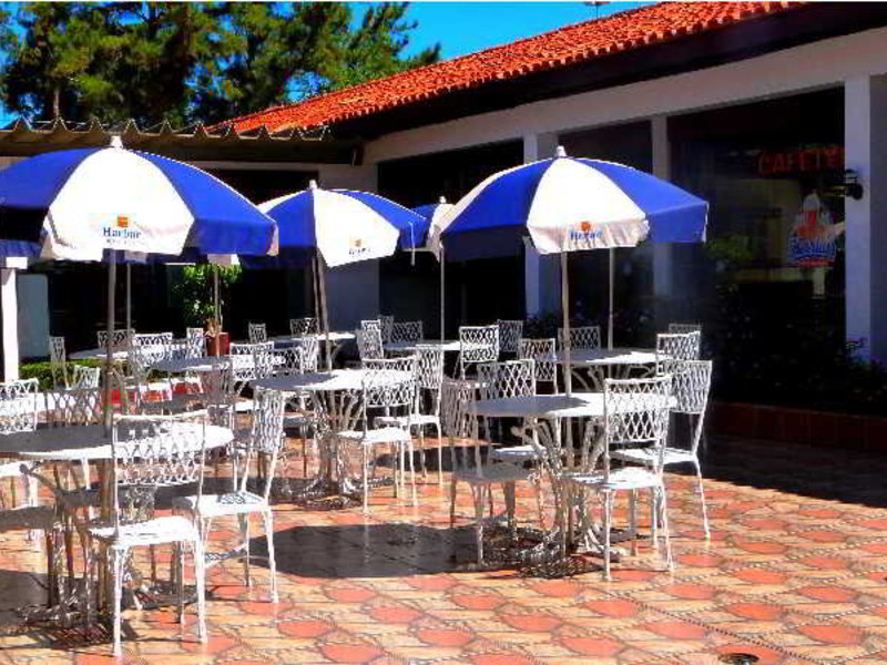 Hotel Colonial Iguacu  Terrasse