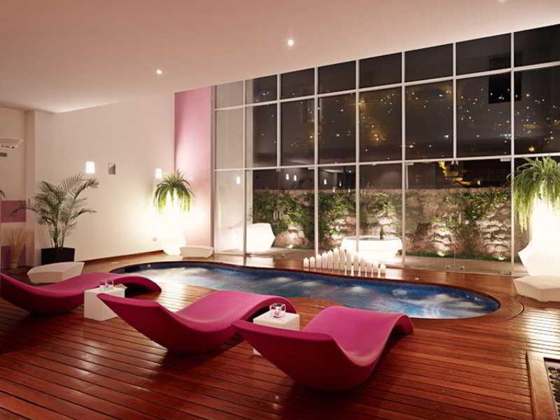Casa Cartagena Boutique Hotel & Spa Pool