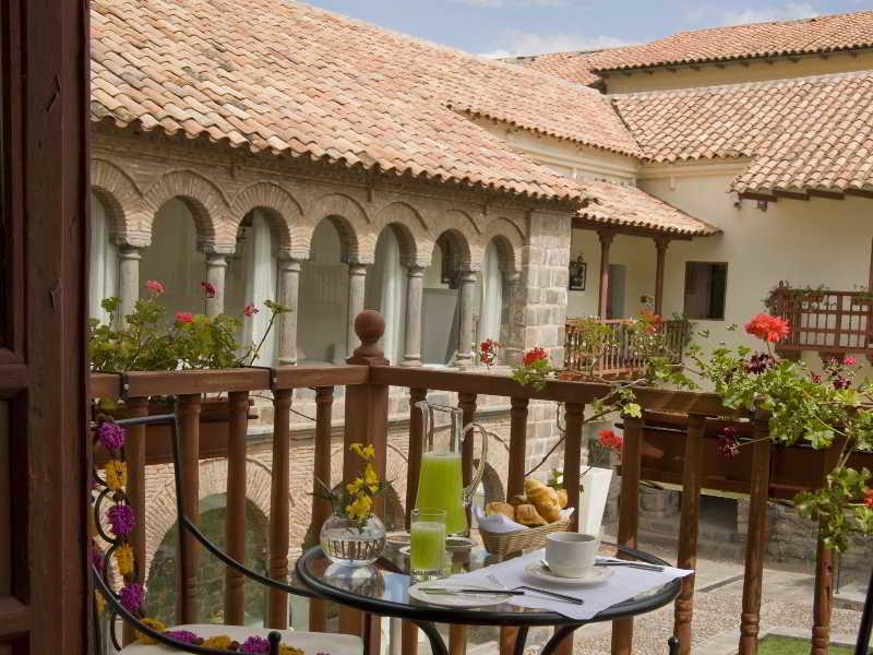 Casa Cartagena Boutique Hotel & Spa Terrasse