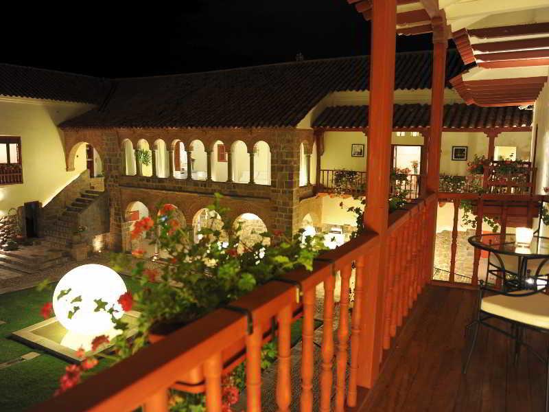 Casa Cartagena Boutique Hotel & Spa Lounge/Empfang
