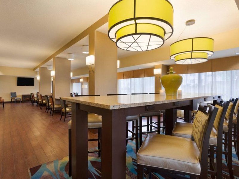 Hampton Inn Dallas-Irving-Las Colinas Restaurant