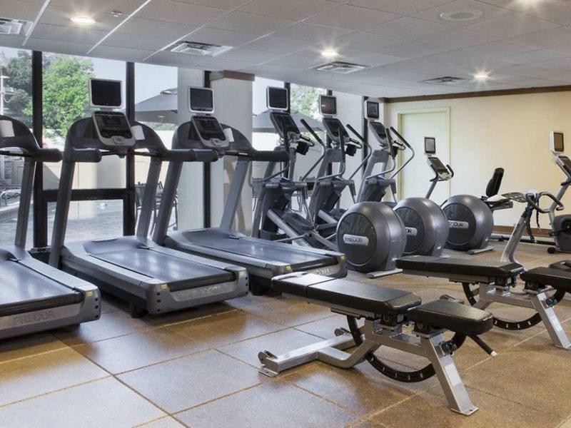 Doubletree North Druid Hills - Emory Area Sport und Freizeit