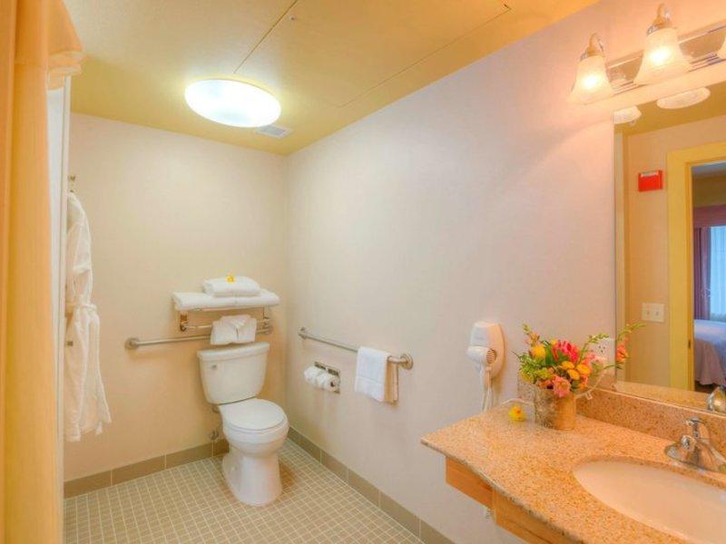 Homewood Suites by Hilton Jackson Badezimmer