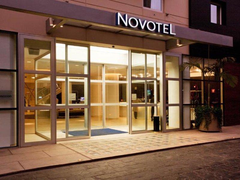 Novotel Lima Außenaufnahme