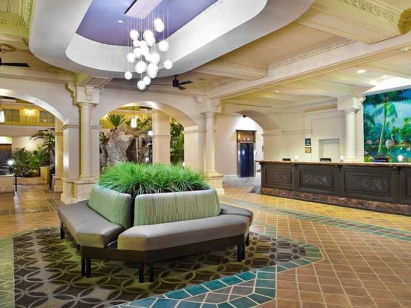 Embassy Suites Fort Lauderdale - 17th Street Lounge/Empfang