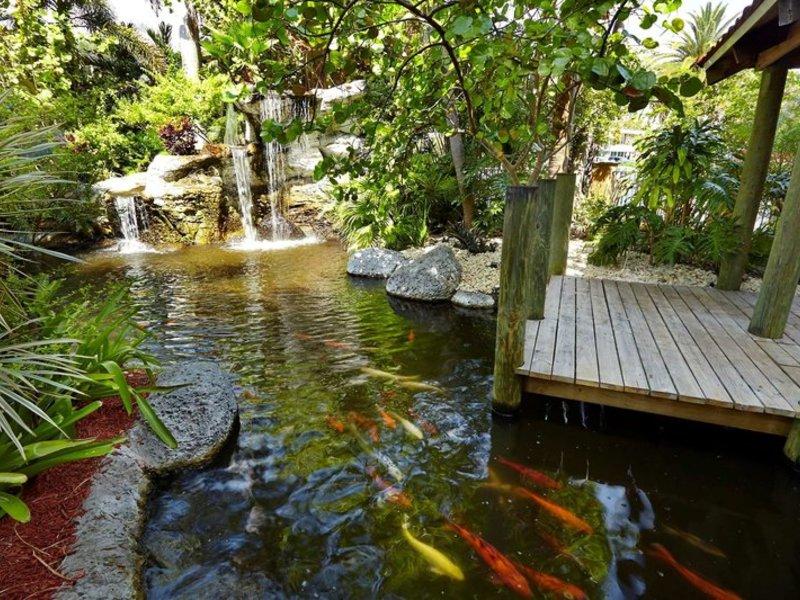 Embassy Suites Fort Lauderdale - 17th Street Garten