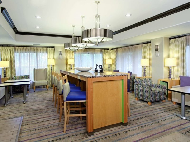 Hampton Inn Austin/Airport Area South Restaurant