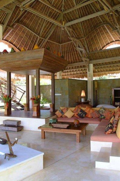 La Villa Mathis Lounge/Empfang