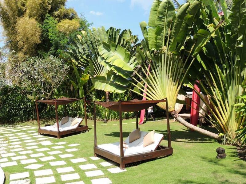 La Villa Mathis Garten