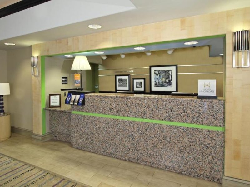 Hampton Inn Austin/Airport Area South Lounge/Empfang