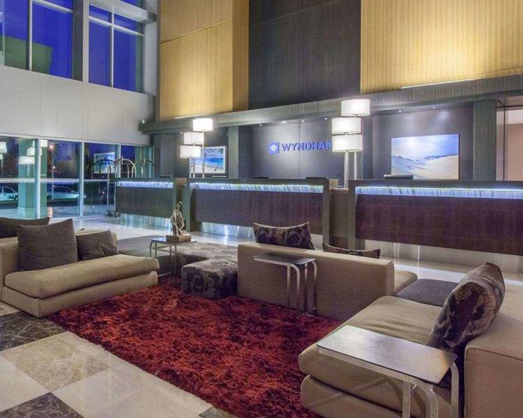 Wyndham Nordelta Tigre Buenos Aires Lounge/Empfang