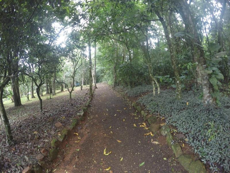Hotel Colonial Iguacu  Garten