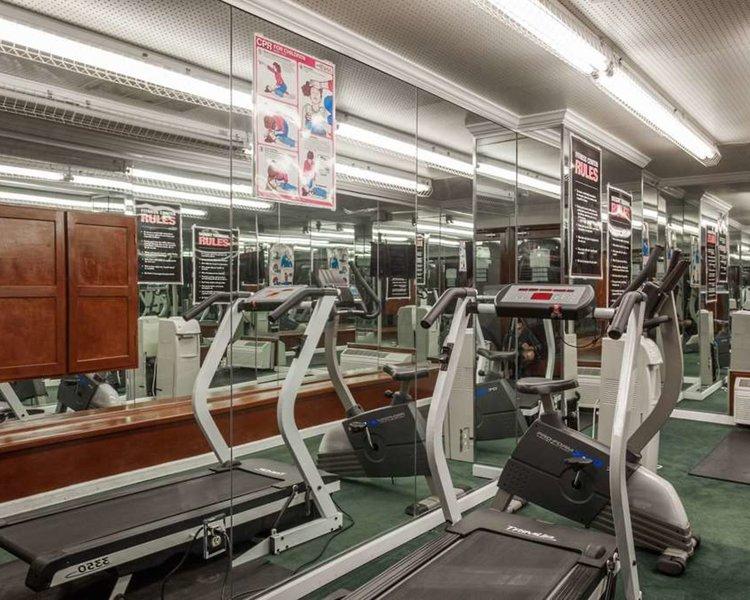 Ramada by Wyndham Anaheim Convention Center Sport und Freizeit