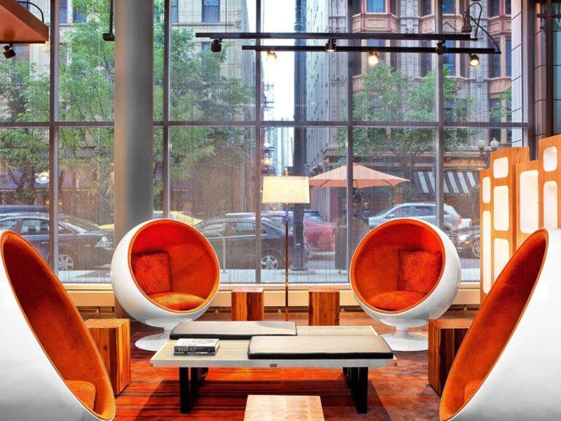 Aloft Chicago City Center Lounge/Empfang