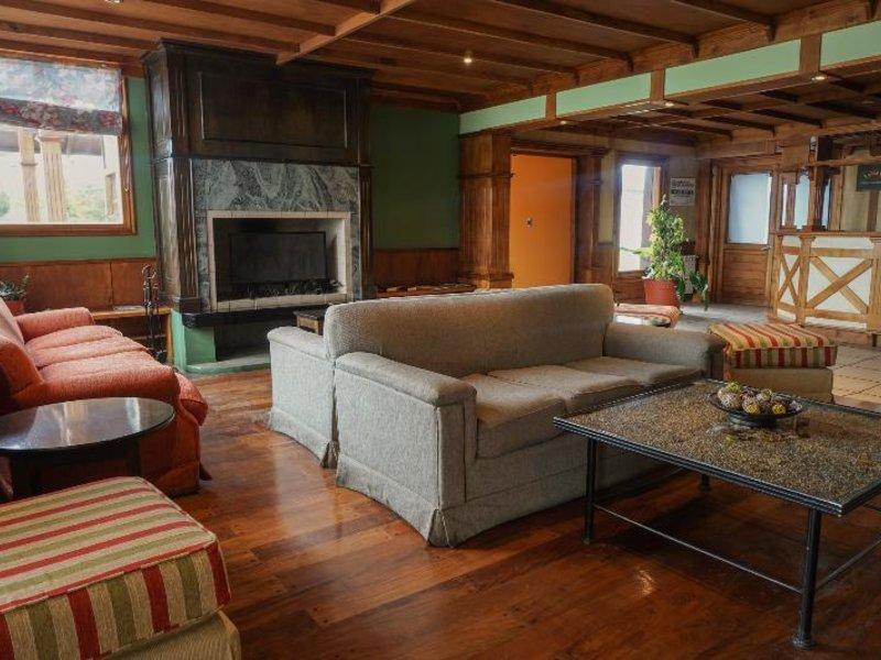Los Nires Lounge/Empfang