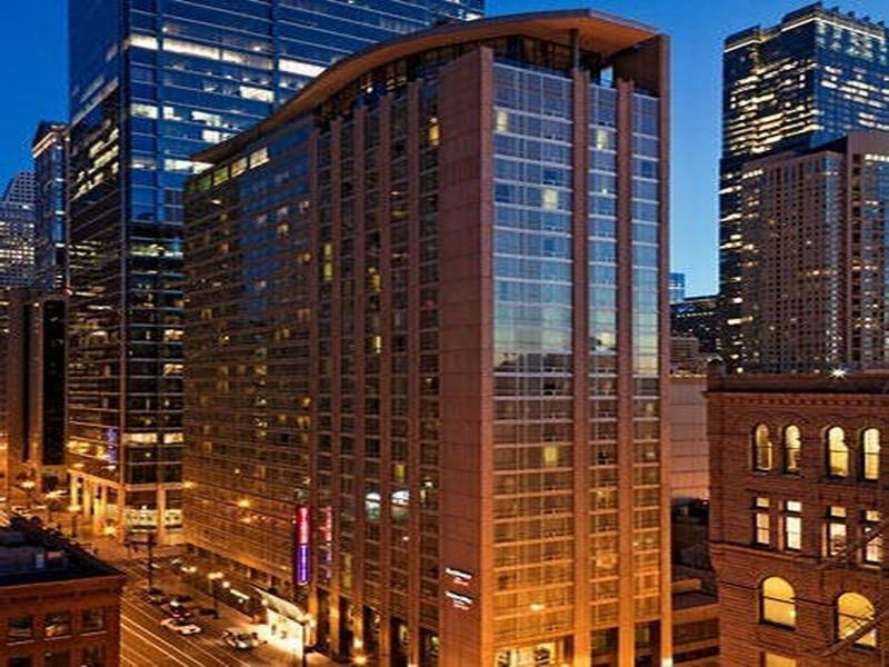 Residence Inn by Marriott Downtown Chicago River North Außenaufnahme