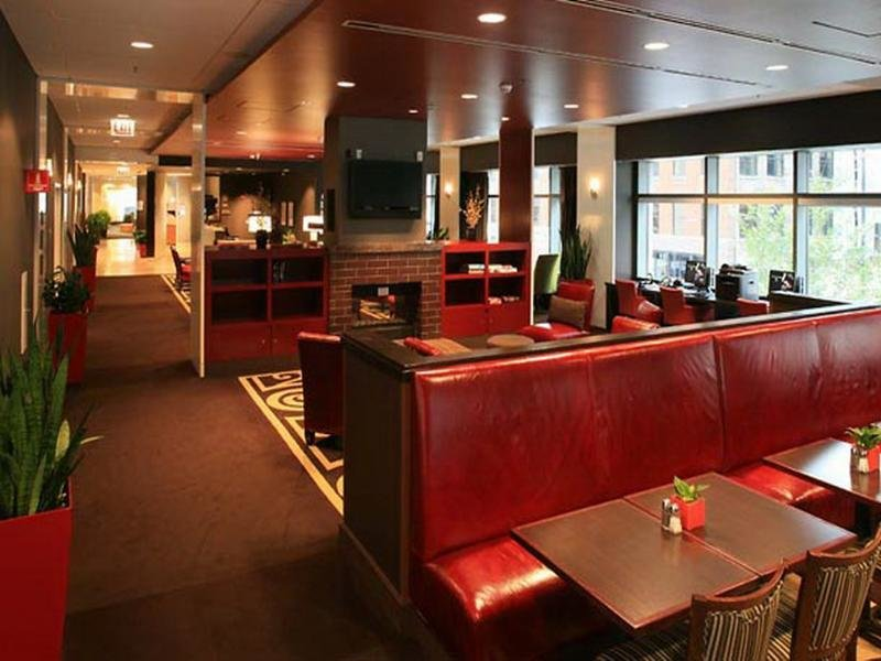 Residence Inn by Marriott Downtown Chicago River North Lounge/Empfang