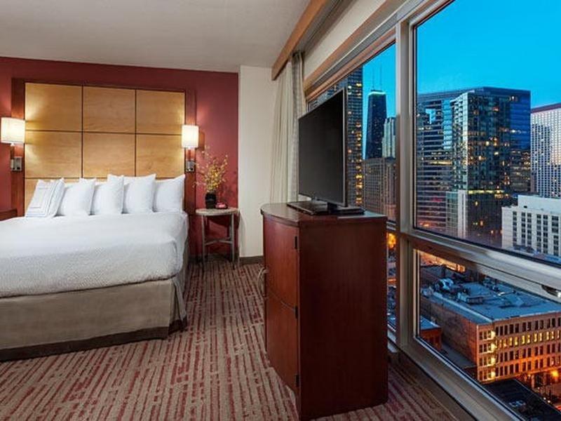 Residence Inn by Marriott Downtown Chicago River North Wohnbeispiel