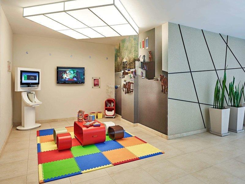 Novotel Lima Lounge/Empfang