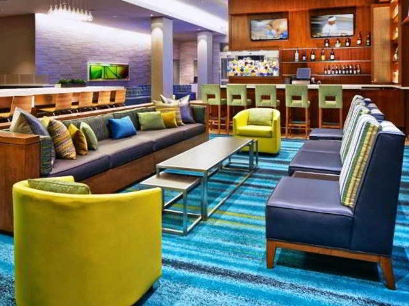 SpringHill Suites at Anaheim Resort - Convention Center Bar
